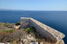 Remains Of A Defensive Wall Of...