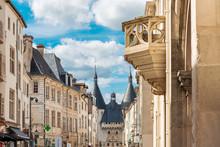 NANCY, FRANCE - June 23, 2018:...