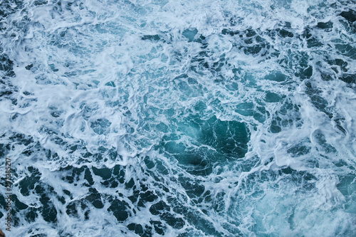 Fototapety, obrazy: sea or ocean water abstract forms
