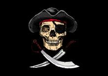 Jolly Roger, Pirates Treated F...