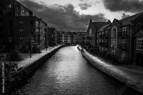 manchester water canal