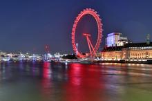 Beautiful Illuminated View On ...