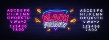 Black Friday Sale Neon Sign Ve...