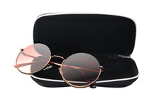 Summer Glasses In A Case