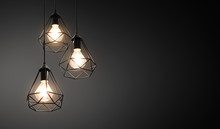 Decorative Ceiling Lights / Ha...