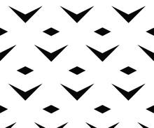 Seamless Pattern Shapes Backgr...