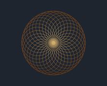 Torus Yantra, A Sacred Geometr...