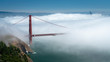 San Francisco Fog Golden Gate Fog View