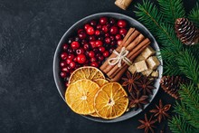 Homemade Mulled Wine Recipe. M...