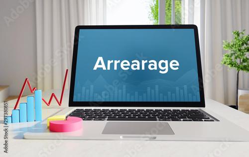 Arrearage – Statistics/Business Wallpaper Mural