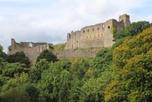 Richmond Castle Castle On The Hill
