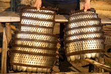 Plate Armor, Iron Plates And Leather