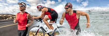 Triathlon Swim Bike Run Triath...
