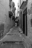 Fototapeta Na drzwi - Old streets in old Moroccan city