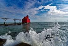 Sturgeon Bay Canal Light House