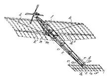 Fixed Wing Aeroplane, Vintage ...