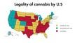 US map names cannabis