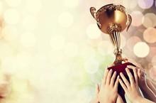 Trophy Winning Award Sport Suc...