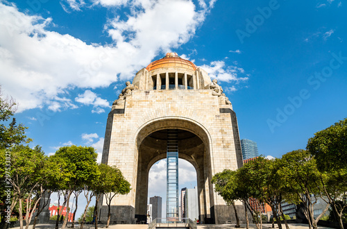 Monument to the Revolution in Mexico City Canvas-taulu
