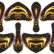 Gold Diamond Symbol