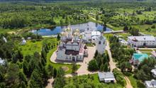 Trinity Boldin Monastery Near The Town Of Dorogobuzh, Smolensk Region, Russia