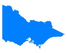 Karte Von Victoria