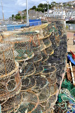 Fishing Nets And Lobster Pots