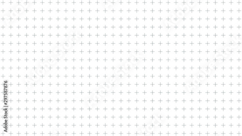 Canvastavla Abstract white background can use for design, background concept, vector