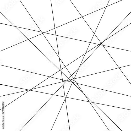 Vector seamless creative simple pattern Canvas Print