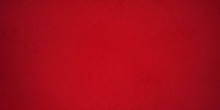 Rich Solid Red Background With Faint Vintage Texture, Elegant Luxury Valentines Day Or Christmas Colors