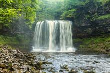 Sgwd Yr Eira Waterfall, Brecon...