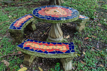 Table At The Park