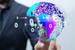 Leinwandbild Motiv Best Internet Concept of global business from concepts series