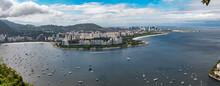 Guanabara Bay In Rio De Janeir...
