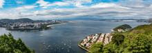 Guanabara Bay In Rio De Janeiro, Brazil