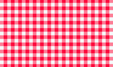 Gingham Pattern, Tablecloths D...