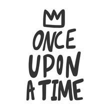 Once Upon A Time. Sticker For ...
