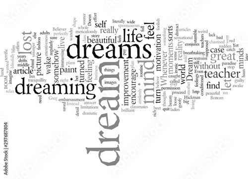 Day Dream Believer Canvas Print