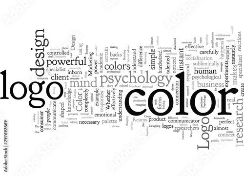 Color Psychology A Key To Effective Logo Design Canvas Print