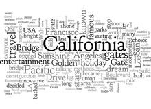 California Is Sunshine And Fun