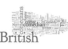 British Comedians