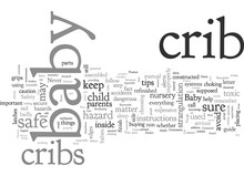 Baby Cribs Safety Better Safe Than Sorry