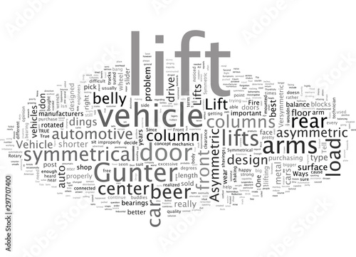 Asymmetric vs Symmetric Vehicle Lifts Which Is Right For Me Wallpaper Mural