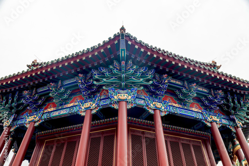 Fototapeta Imperial Palaces of the Ming and Qing Dynasties in Shenyang