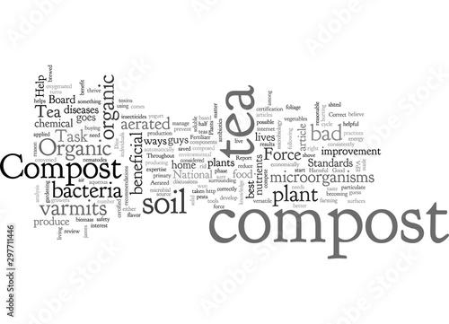 Photo Aerated Compost Tea The New Organic Fertilizer