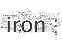 ADHD And Iron Deficiency