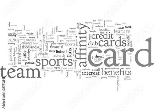 About Sports Affinity Credit Cards Wallpaper Mural