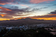 Dawn over the East Bay and Mount Diablo