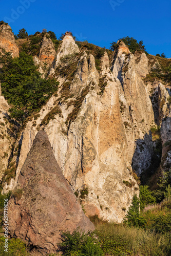rock forest of Zangezur Mountains in Goris landmark of Syunik province Armenia eastern Europe
