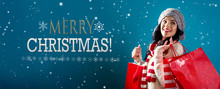 Merry Christmas Message With Y...